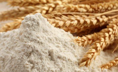 Harinas de frutas y/o leguminosas y su combinación con harina de trigo