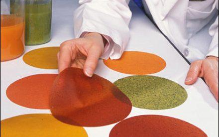 Películas comestibles elaboradas a base de frutas y verduras