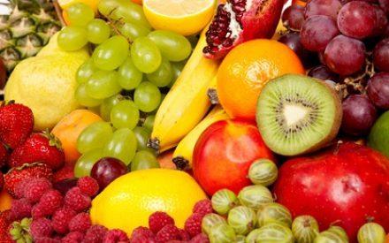 Recubrimientos de frutas con biopelículas