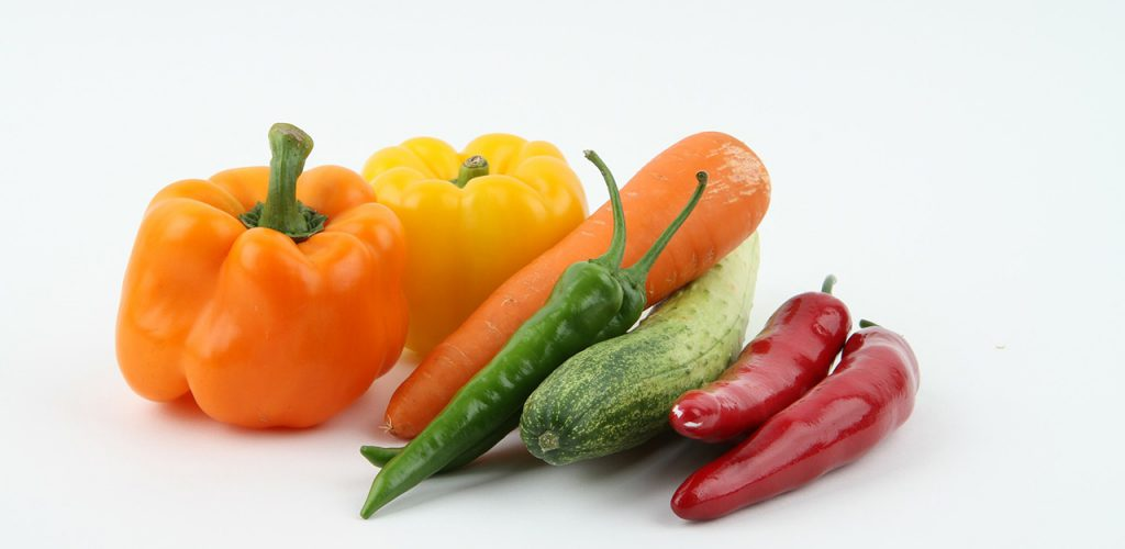 Eficacia de diversos agentes desinfectantes en la sanitización de hortalizas frescas