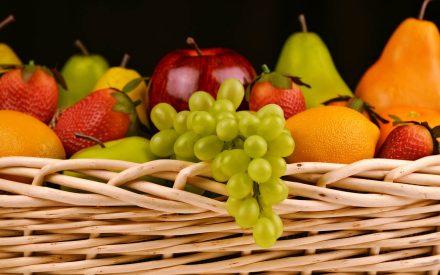 Frutas conservadas por métodos combinados