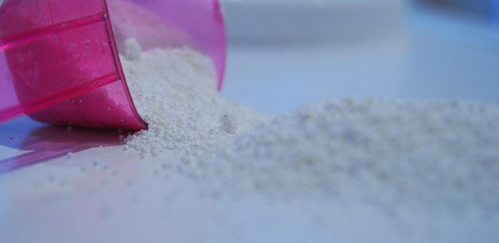 Materiales utilizados en la encapsulación