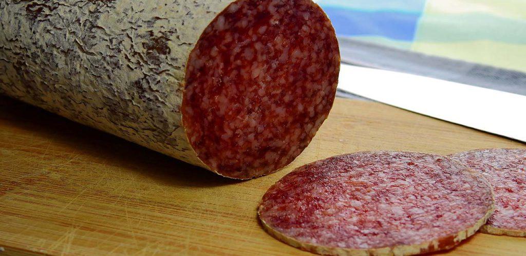 Viabilidad de un microorganismo probiótico en un producto cárnico fermentado tipo salami