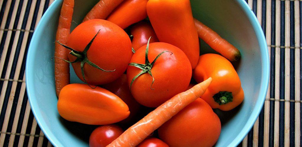 Los beneficios del consumo de carotenoides